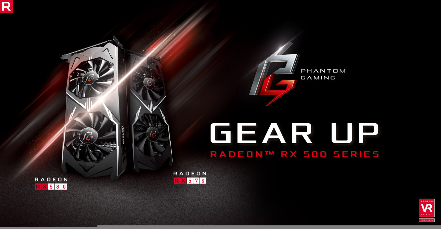 ASRock enters the graphics card market with Phantom Gaming Series