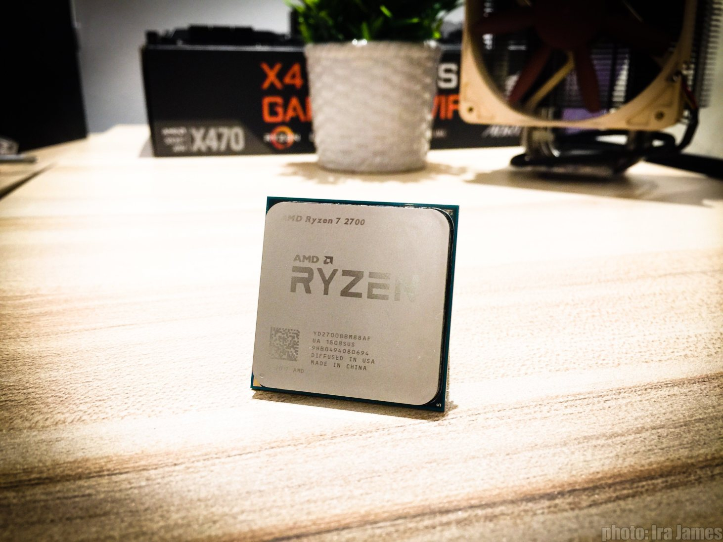 Ryzen 7 2700 performance and overclocking