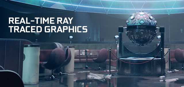 Nvidia and AMD are both working on Ray Tracing technologies to bring photo-realistic computer graphics