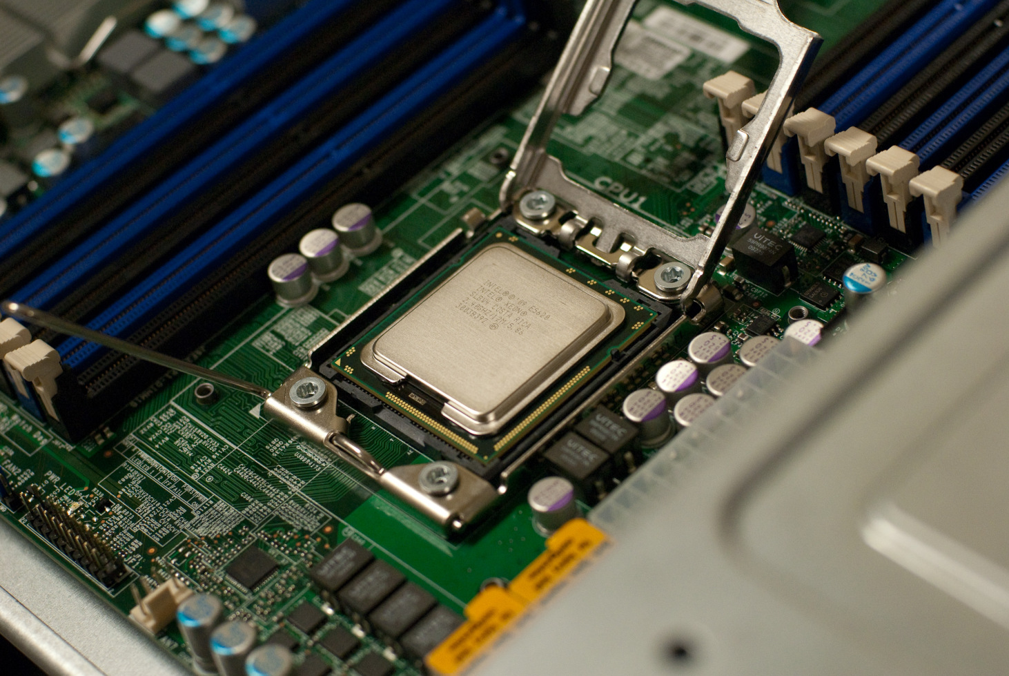 Intel Processors now utilizing iGPU for Malware Scanning. Securing down to the hardware level