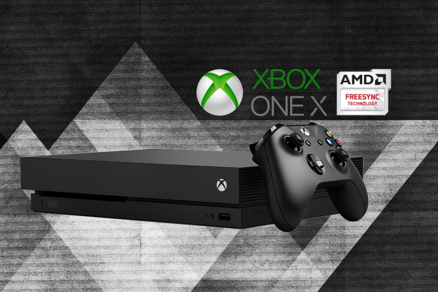Microsoft announces that AMD Radeon FreeSync is coming to Xbox One X