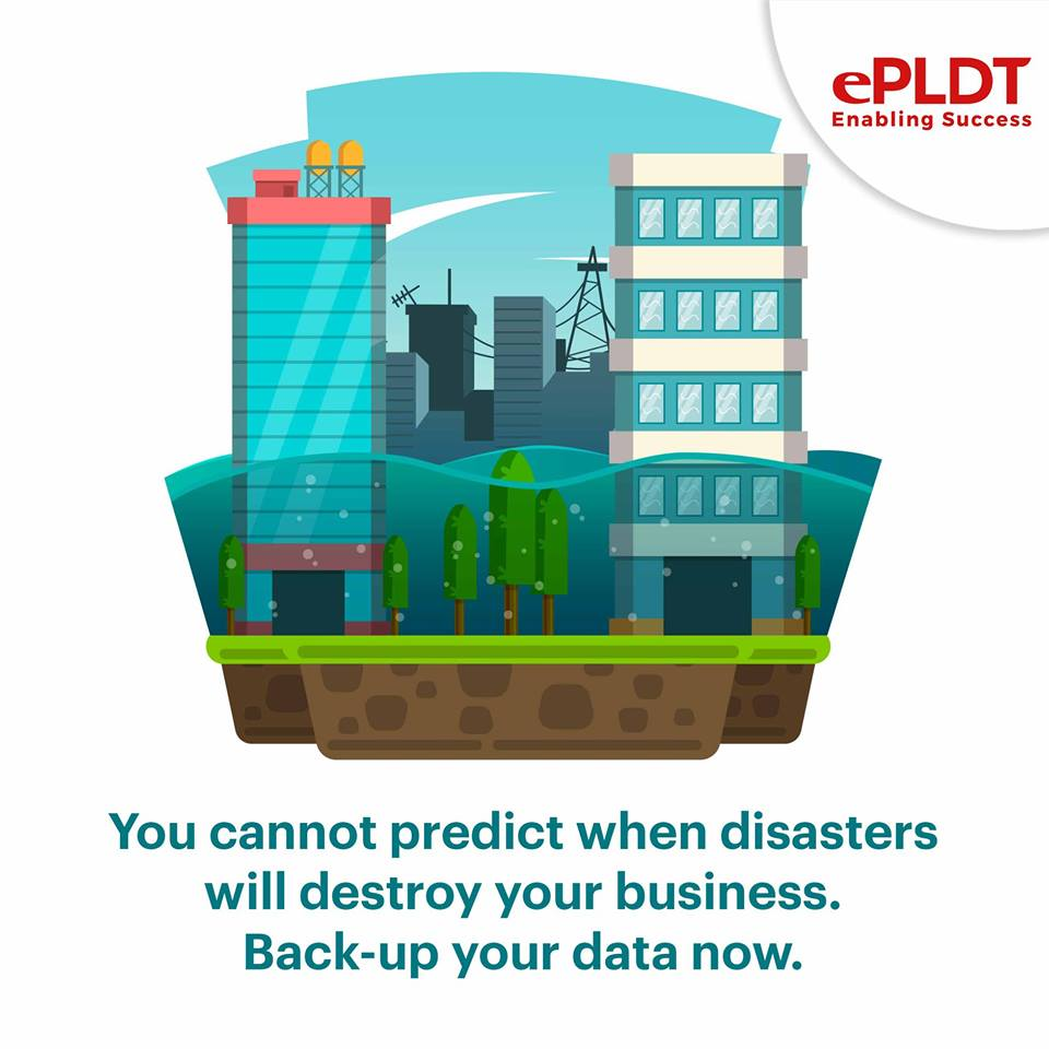 ePLDT stresses importance of holistic strategy in business resiliency planning