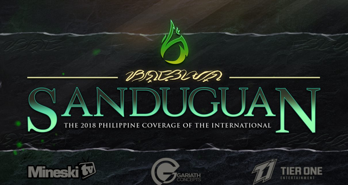 Mineskitv Tier One Entertainment And Gariath Concepts Team Up To Cover Dota S The International