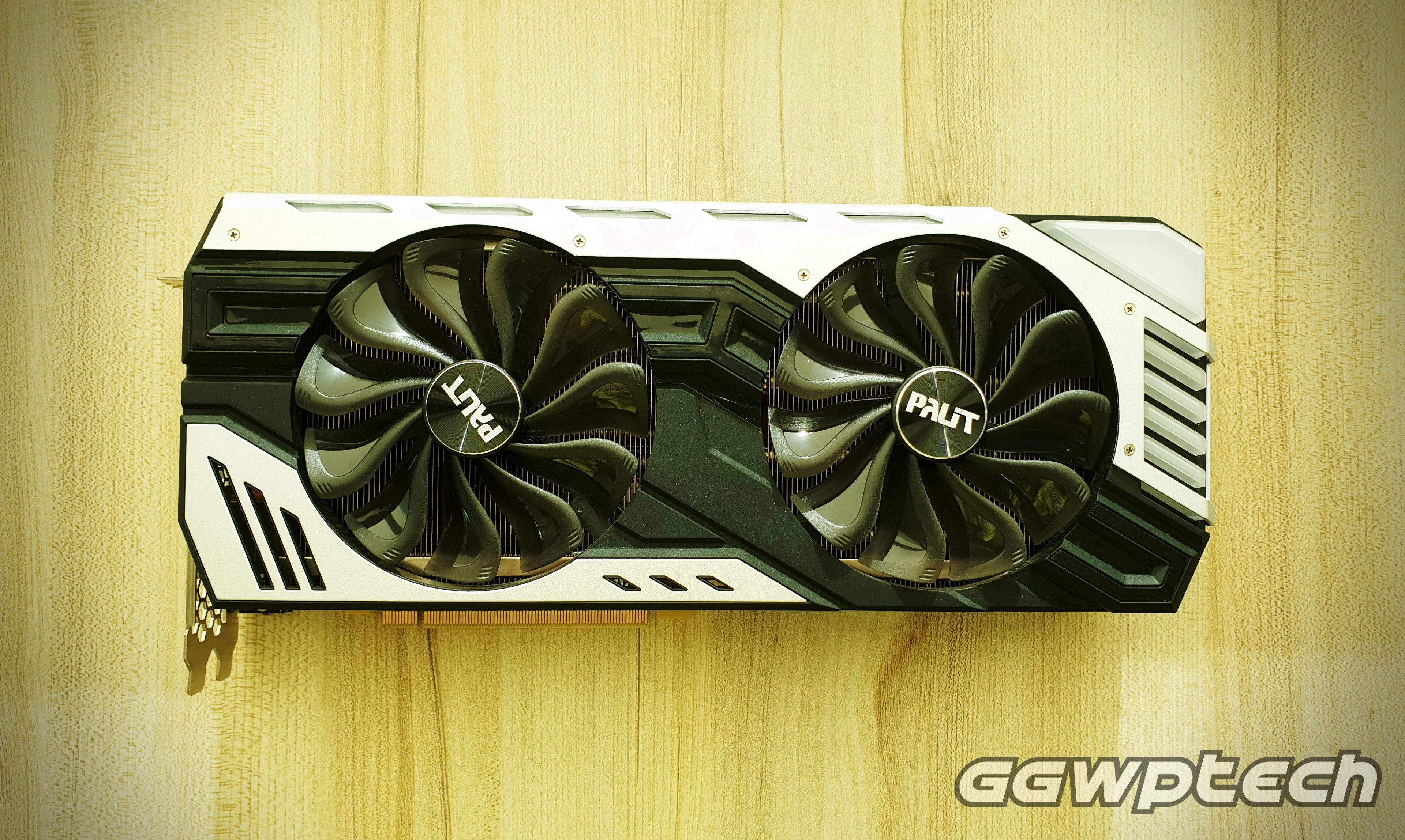 Palit Super JetStream RTX 2080 review | First impressions of the GeForce RTX cards