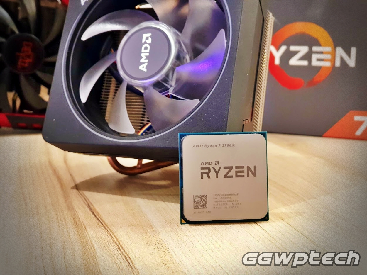 The AMD experience | Ryzen 7 2700X performance and overclocking
