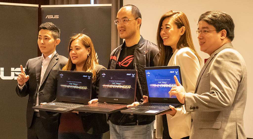 ASUS Announces Ryzen-Powered Gaming Notebooks with TUF Gaming FX505DY