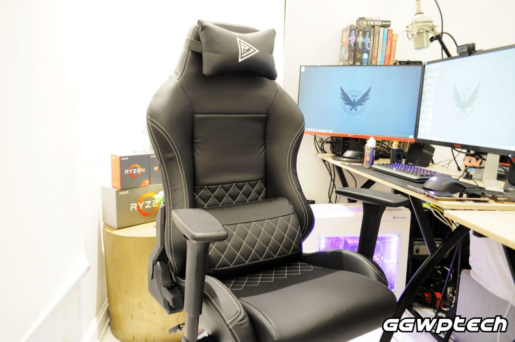 Player One Ghost Gaming Chair