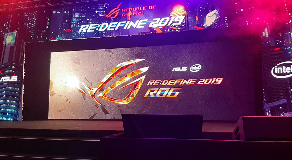 RE-DEFINE 2019: ASUS and the Trend of Future Proofing