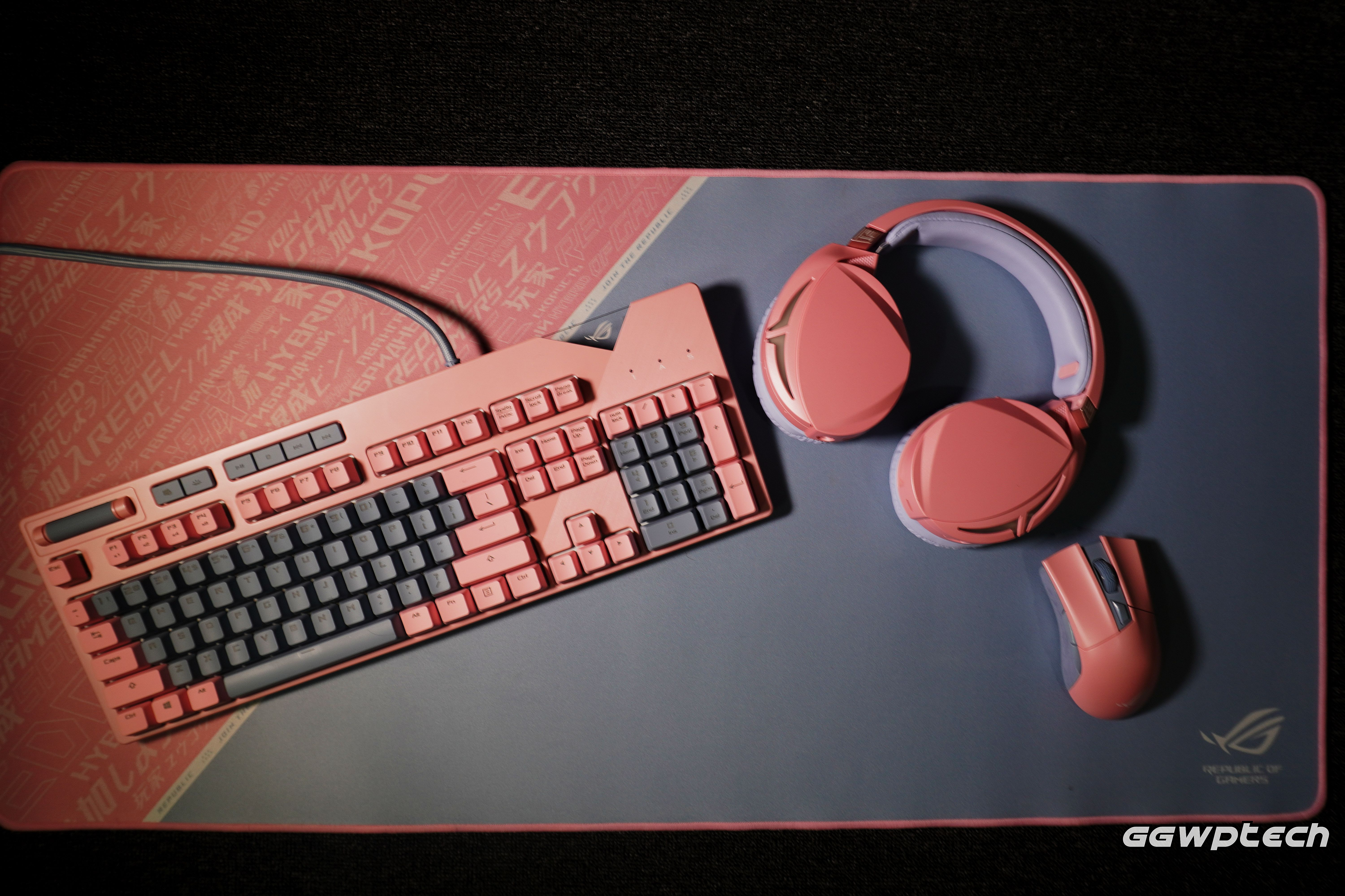 OVERVIEW | ASUS ROG PNK LTD: Pushing the Limits of Aesthetics
