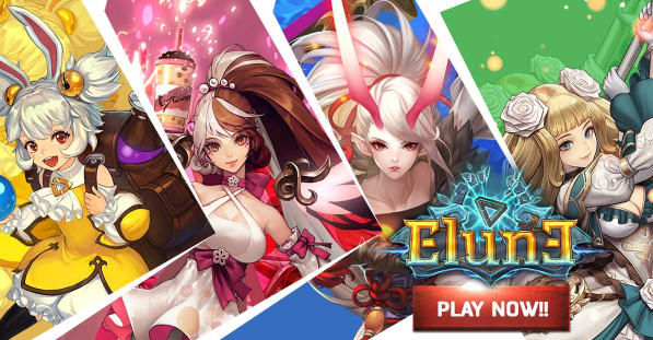 Elune, new Collectible RPG game from GAMEVIL has been Global Launched!