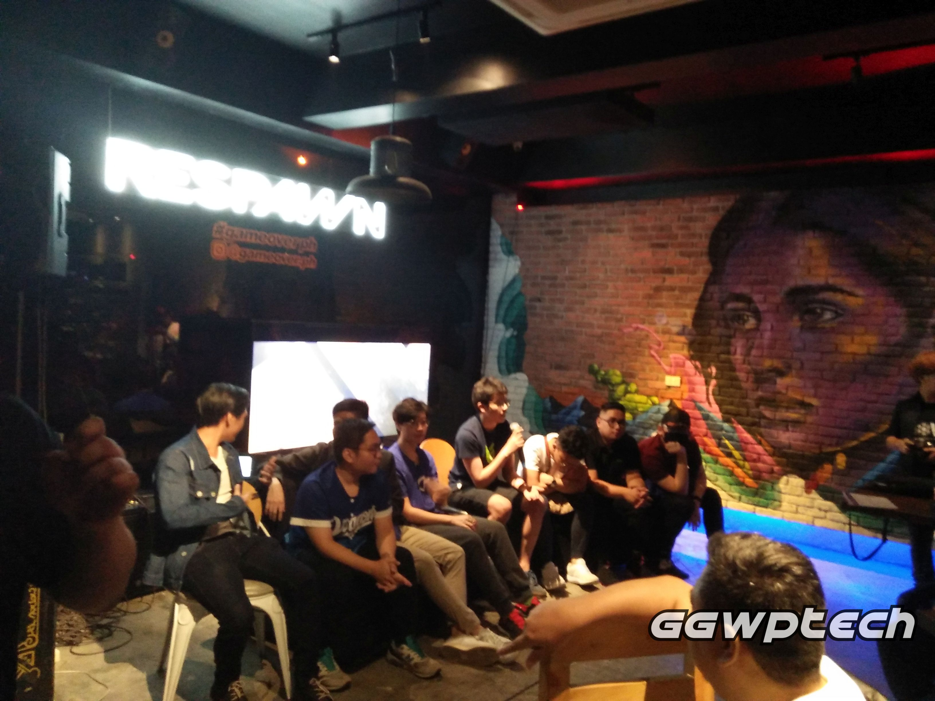 King of the Hill: Philippine Overwatch Team Launch Party 2019