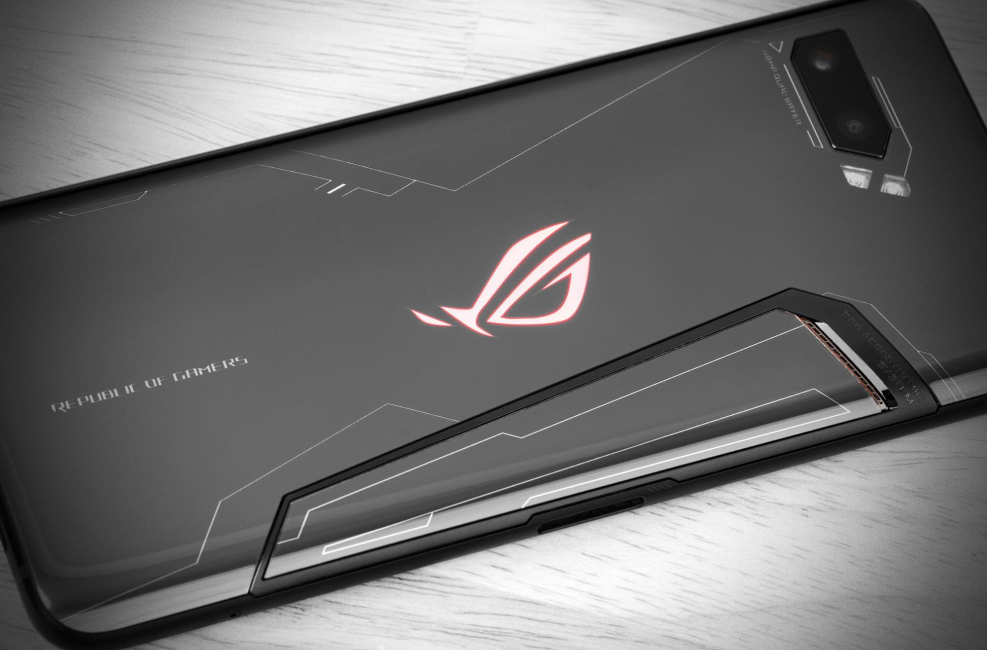 Mobile gaming in 120FPS? The ROG Phone II can run these games in high FPS.