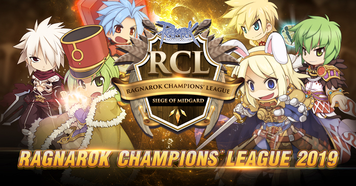 The Siege of the Year is Here: Ragnarok Champions' League 2019
