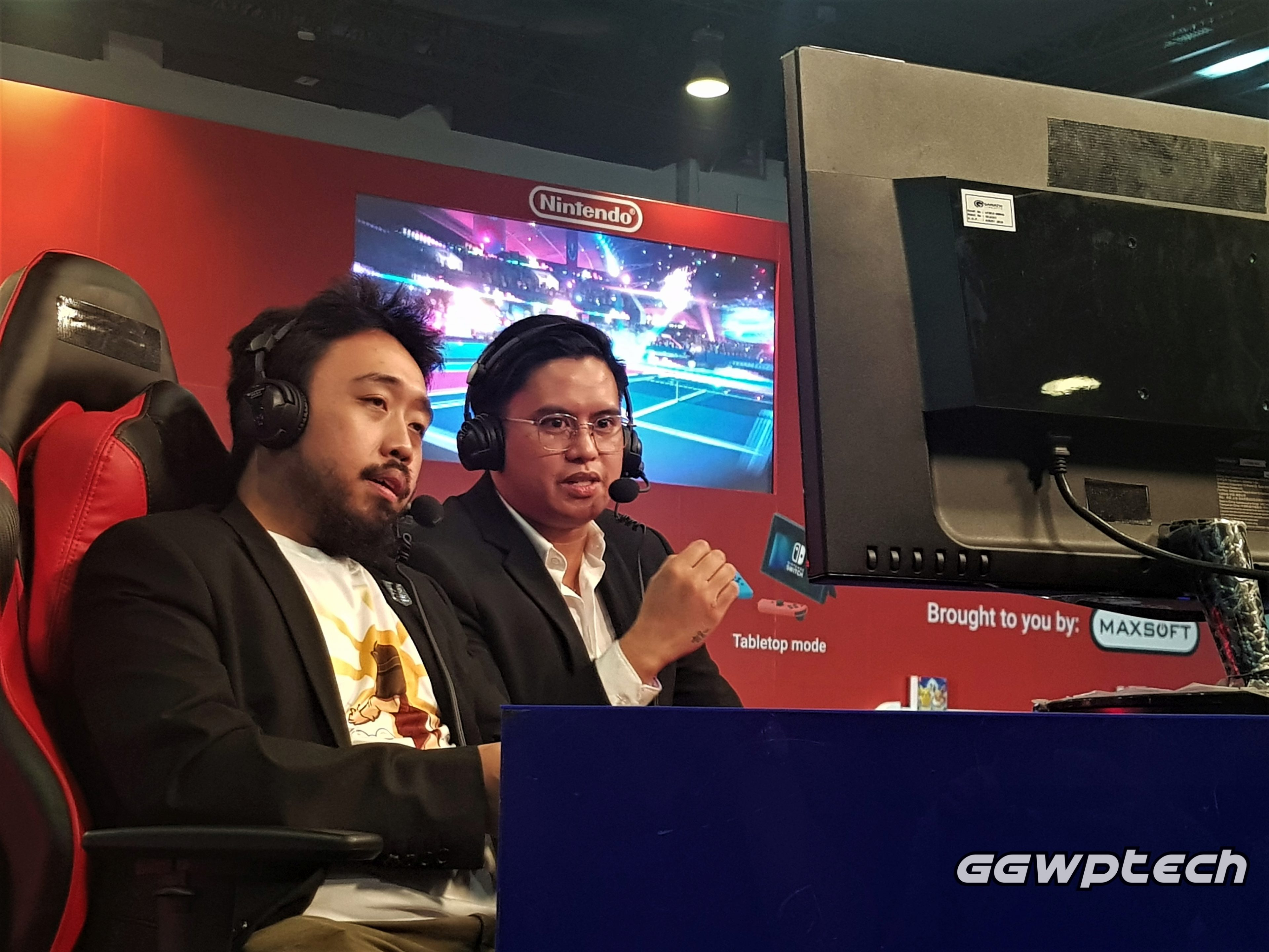 ESGS 2019: Behind the Casters' Table