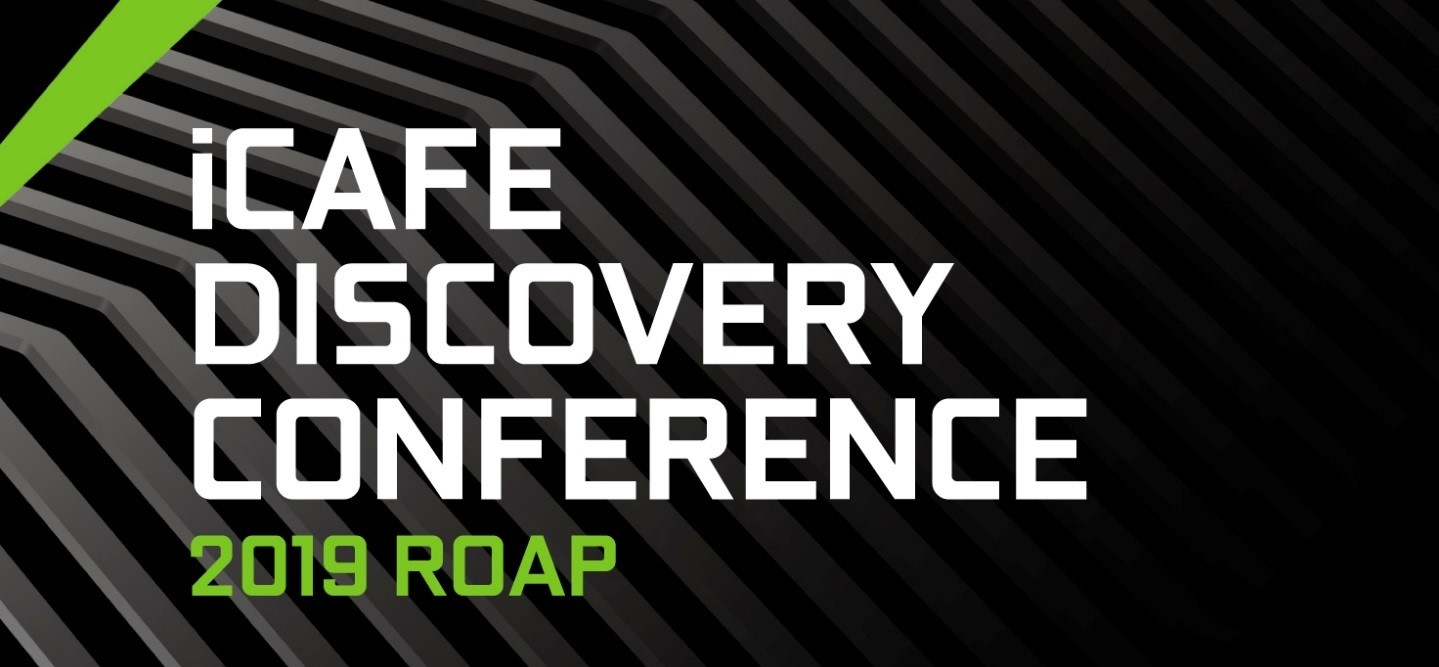 NVIDIA iCafe Discovery Conference 2019 ROAP in ZhengZhou