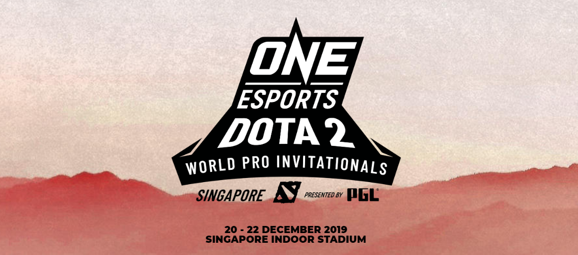 ALL 12 OF THE WORLD'S BEST TEAMS ANNOUNCED FOR ONE ESPORTS DOTA 2 SINGAPORE WORLD PRO INVITATIONAL