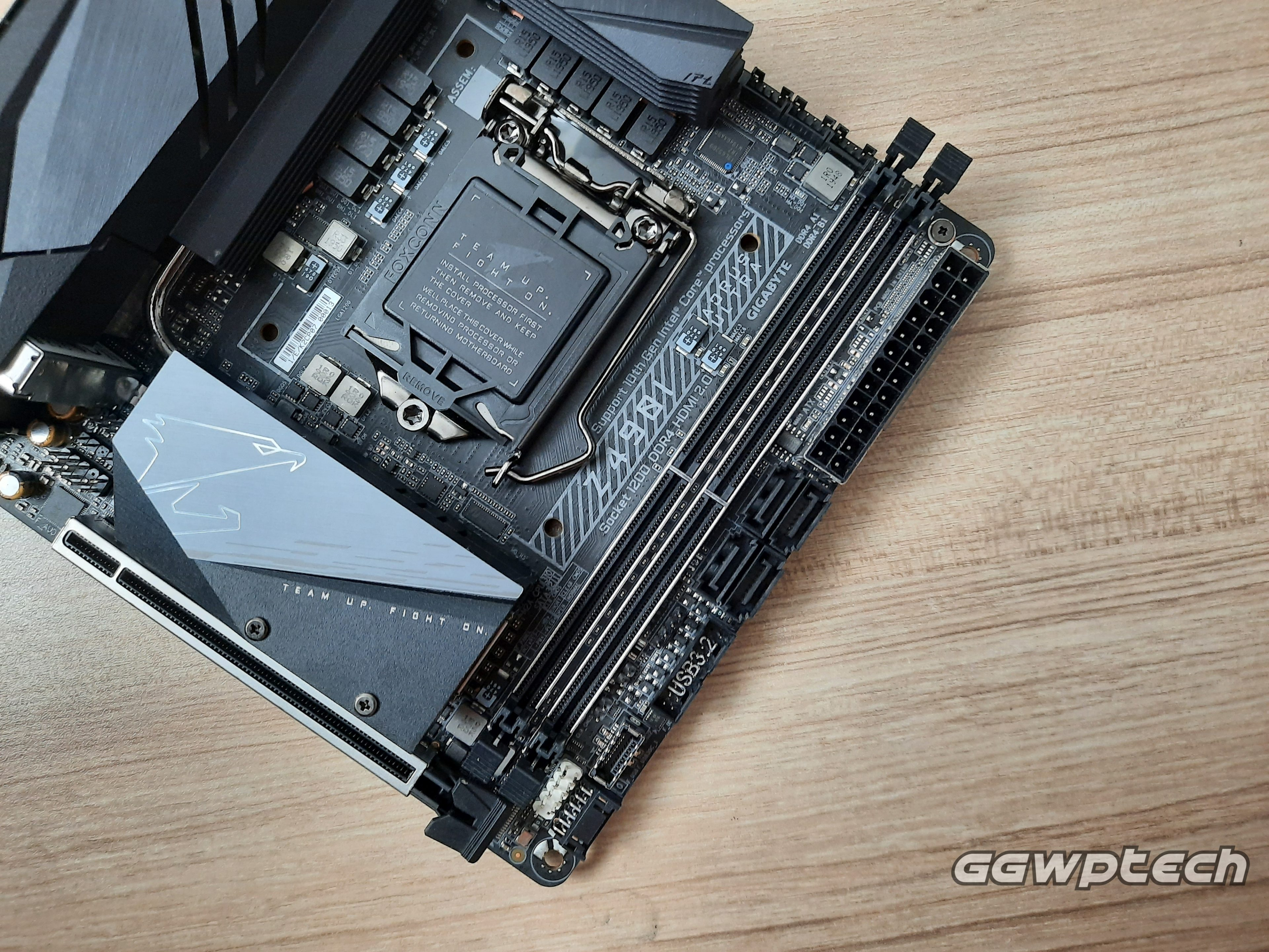 REVIEW | Aorus Z490i Ultra: Everything in a Smaller Package