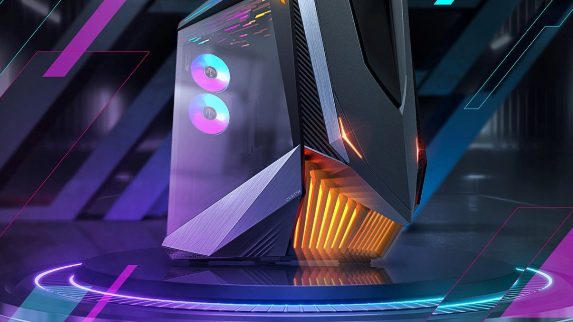 Aorus Releases C700 Glass full tower case
