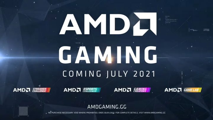 AMD Announces 2021 Asia Pacific Gaming Campaign