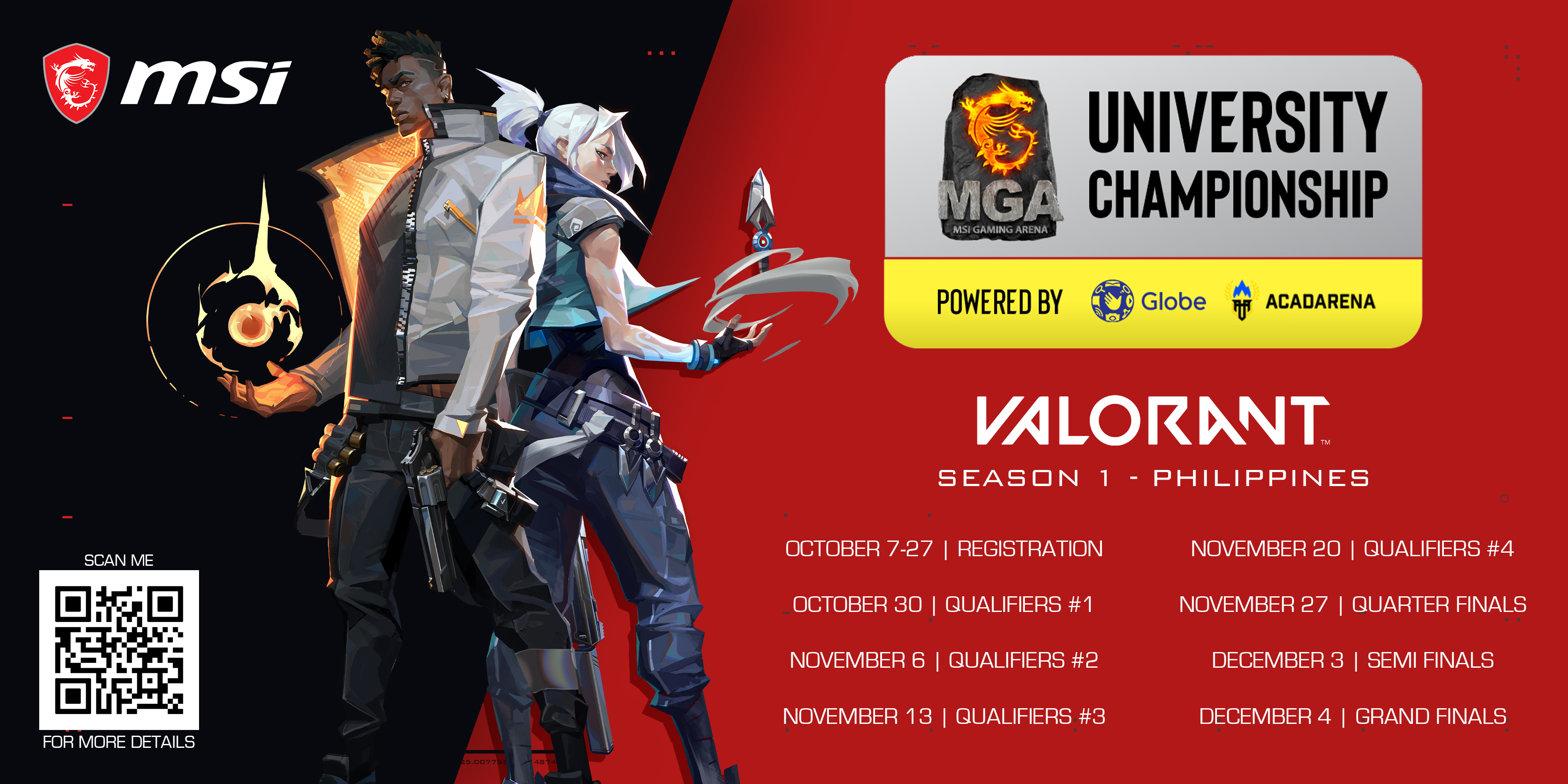 MSI Gaming Arena to hold its first-ever University Championship in the Philippines